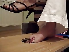 Babe, Femdom, Foot Fetish