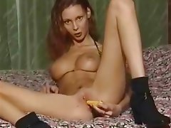 Minettes, Masturber, Les roux