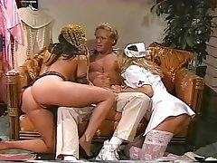 Blowjob, Cosplay, Cunnilingus, Group Sex