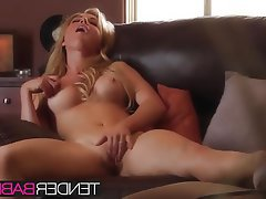 Babe, Big Boobs, Blonde, Masturbation