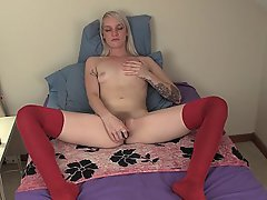 Amateur, Reality, Masturbation, Rubbing