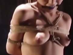 Asian, BDSM, Bondage, Spanking