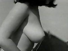Big Boobs, Brunette, Outdoor, Vintage