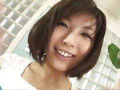 Asian, Cumshot, Japanese, Lingerie