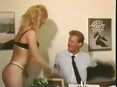 Blonde, Blowjob, Vintage