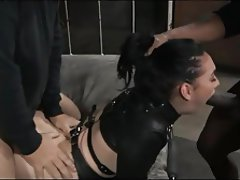 BDSM, Hardcore, Interracial